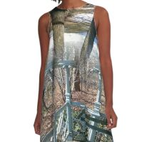 Central Park A-Line Dress