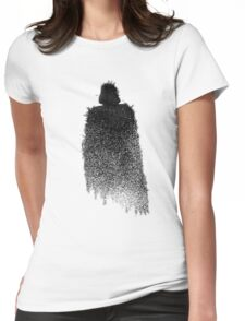 Star Wars Darth Vader Splat  Womens Fitted T-Shirt