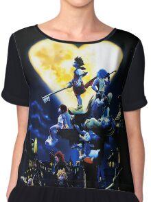 Kingdom Hearts Chiffon Top