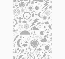 Background weather Unisex T-Shirt