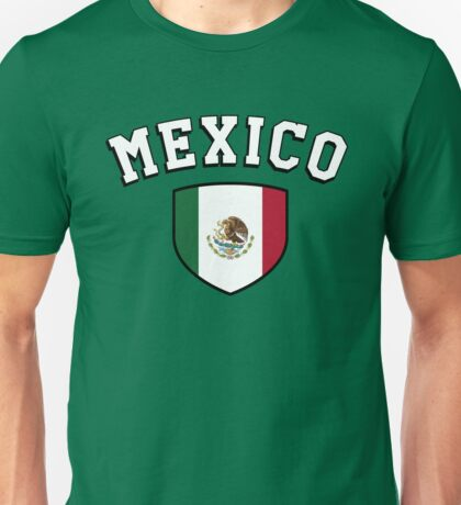 Mexico Supporters Unisex T-Shirt