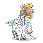 Chief Handincookiejar by MacKaycartoons