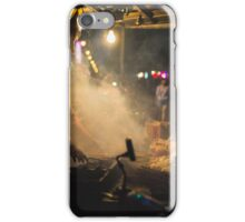 Street Food iPhone Case/Skin