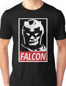Captain Falcon: Obey Parody Unisex T-Shirt