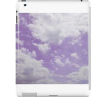 Voices in the Clouds 5 iPad Case/Skin