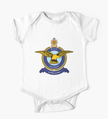 Sri Lanka Air force One Piece - Short Sleeve