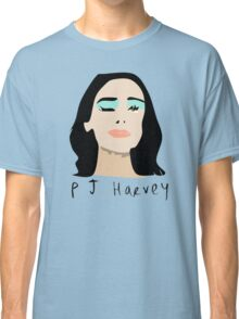 PJ Harvey Portrait Classic T-Shirt