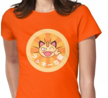 Badge of Luck Womens Fitted T-Shirt