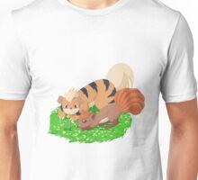 Vulpix & Growlithe Unisex T-Shirt