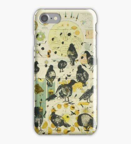 Global Pigeon iPhone Case/Skin