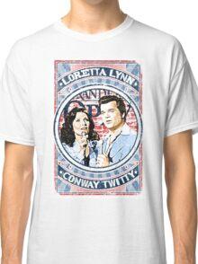Conway Twitty, Loretta Lynn. Country Music. Nashville Classic T-Shirt