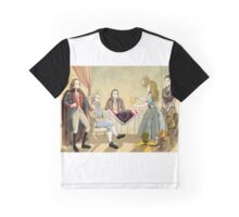 Tammy Meets Betsy Ross And George Washington Graphic T-Shirt