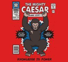 The Mighty Caesar by LooneyCartoony