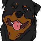 Rottweiler  by rmcbuckeye