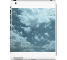 Voices in the Clouds 9 iPad Case/Skin