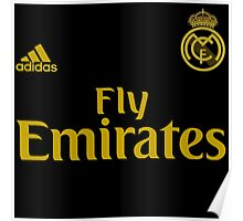 Madrid C.F. Poster