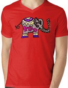 love elephants Mens V-Neck T-Shirt