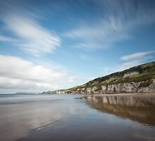 Whiterocks Beach, Antrim by Darren Brown