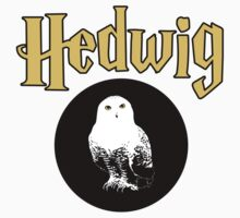 Hedwig the Owl One Piece - Short Sleeve