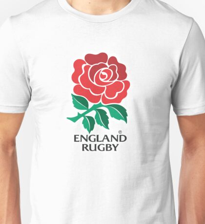 england rugby Unisex T-Shirt