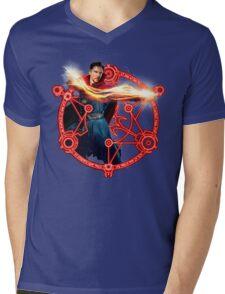 Doctor Strange •The Movie  Mens V-Neck T-Shirt