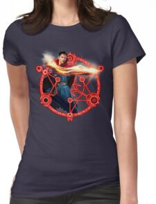 Doctor Strange •The Movie  Womens Fitted T-Shirt