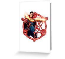 Doctor Strange •The Movie  Greeting Card