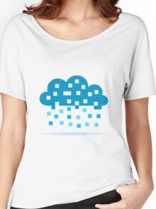 Cloud Women's Relaxed Fit T-Shirt
