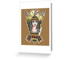Arrowhead Greeting Card