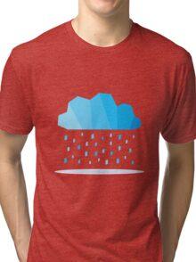 Sky Tri-blend T-Shirt