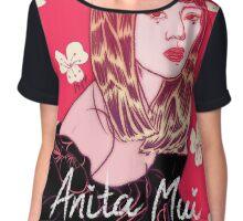 Anita Mui Women's Chiffon Top