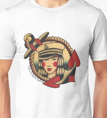 Ahoy There! Unisex T-Shirt
