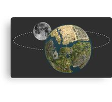 Grand Theft Auto San Andreas Solar System  Canvas Print