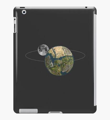 Grand Theft Auto San Andreas Solar System  iPad Case/Skin