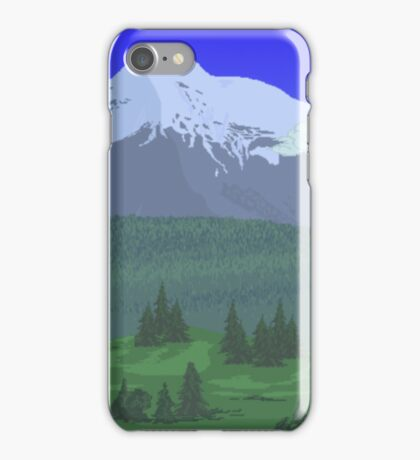 Terraria - Landscape iPhone Case/Skin
