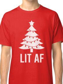 Lit AF Classic T-Shirt