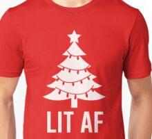 Lit AF Unisex T-Shirt