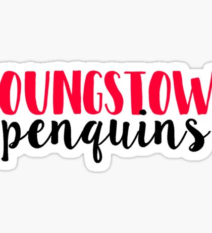 Youngstown Penguins Sticker
