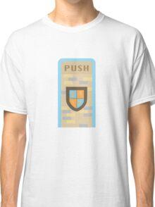 Fantasyland Trash Can Design Classic T-Shirt