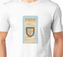 Fantasyland Trash Can Design Unisex T-Shirt
