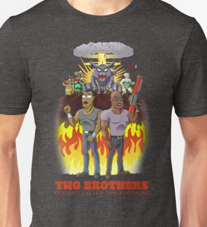 Two Brothers (Full Image) Unisex T-Shirt