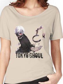 Anime: TOKYO GHOUL - Kaneki Women's Relaxed Fit T-Shirt
