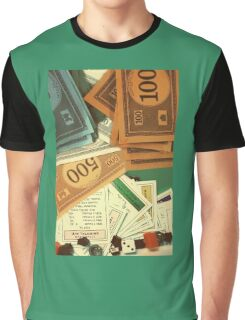 Monopoly Empire Graphic T-Shirt