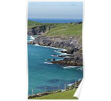 Kerry Coast Poster