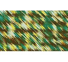 green yellow and brown abstract texture  Photographic Print