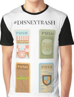 """#Trash"" Trash Can Designs Graphic T-Shirt"