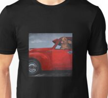 SHOTGUN! Feat. 1954 FJ Holden Unisex T-Shirt