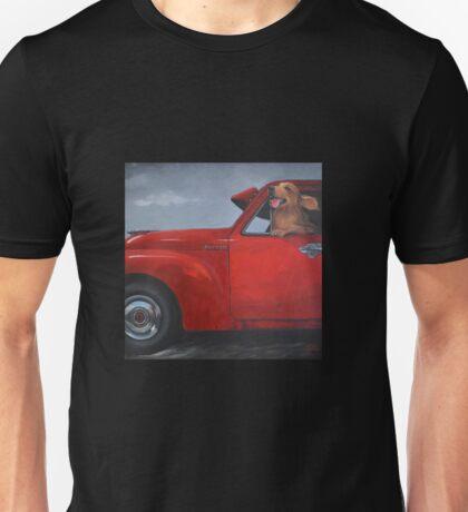 SHOTGUN! Feat. 1954 FJ Holden Unisex T-Shirt