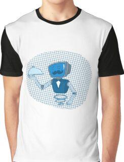 Robot butler Graphic T-Shirt