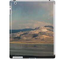 Mountains at Mono Lake iPad Case/Skin